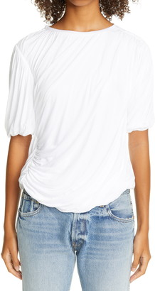 Isa Boulder Draped T-Shirt