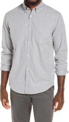 NN07 Levon 5722 Slim Fit Button-Down Shirt