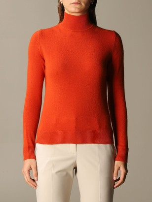 Theory Sweater Turtleneck In Cashmere