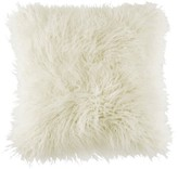 BCBGeneration Faux Fur Pillow