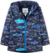 Joules Shark Hooded Coat