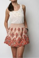 Urban Outfitters Ecote Voile Tapestry Skirt