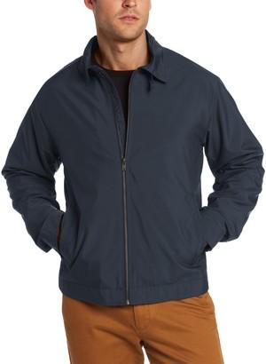 Cutter & Buck Men's Big-Tall CB Weathertec Mason Full Zip Jacket