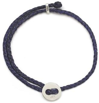 Scosha Signature 4MM Bracelet in Indigo