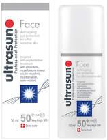 Ultrasun SPF50+ Anti-Ageing Facial Sun Cream, 50ml