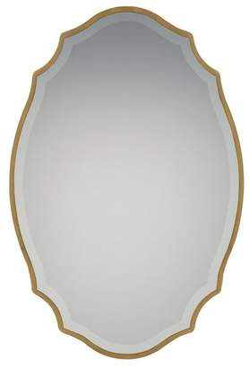 Vivienne Rowe Monarch - gold Finish, Large Mirror