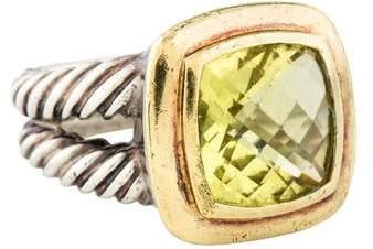 David Yurman Quartz Albion Ring