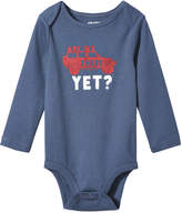 Joe Fresh Baby Boys' Graphic Bodysuit