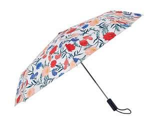 Kate Spade Blossom Travel Umbrella