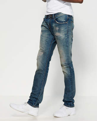 Cult of Individuality Basin Rockabilly Slim Fit Jeans