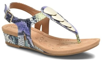 Comfortiva Summit Wedge Sandal