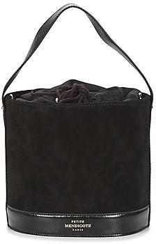 Petite Mendigote COPPOLA women's Shoulder Bag in Black