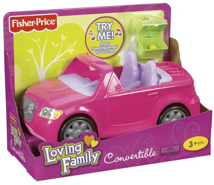 Fisher-Price Loving Family Convertible