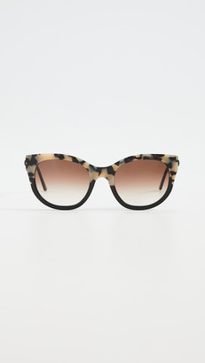 Thierry Lasry Lively 256 Sunglasses