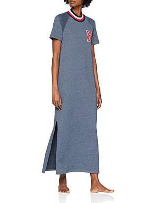 Tommy Hilfiger Women's Long Dress Nightie,8 (Size: X-Small)