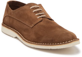 Kenneth Cole Corbett Lace-Up Suede Derby