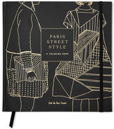Original Penguin Paris Street Style Coloring Book
