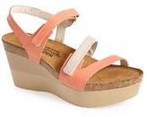 Naot Footwear Women's 'Canaan' Wedge Sandal