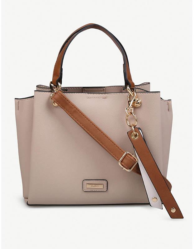 33459a28dee Leather Bag Aldo - ShopStyle