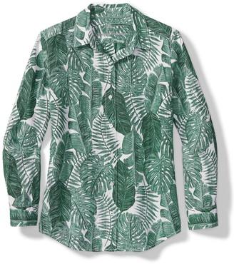 Tommy Bahama Sport Frond Fan Linen Shirt
