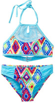 Vigoss Cami with Macrame Detail 2-Piece Bikini (Big Girls)