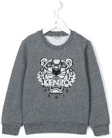 Kenzo 'Tiger' sweatshirt - kids - Cotton - 6 yrs