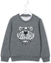 Kenzo 'Tiger' sweatshirt - kids - Cotton - 6 yrs