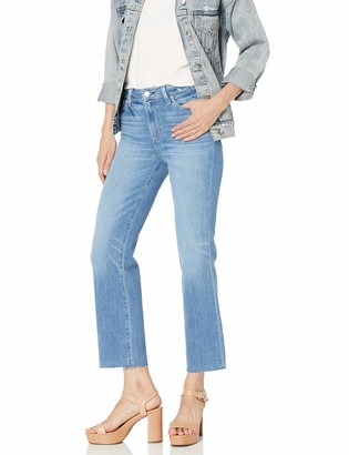 Paige Women's Atley High Rise Ankle Leg Flared Jean