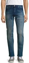Scotch & Soda Ralston Blauw in Bloom Slim Jeans
