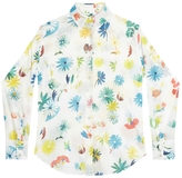 G.KERO Flower Print Button Down Shirt