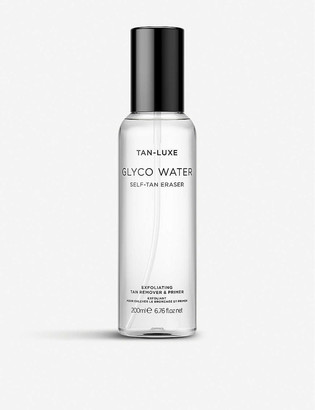 Tan-Luxe Glyco Water Exfoliating Tan Remover, Cleanser & Primer 200ml