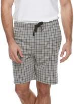 Chaps Men's Printed Knit Sleep Shorts