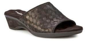 Walking Cradles Keely Slide Wedge Sandal Women's Shoes