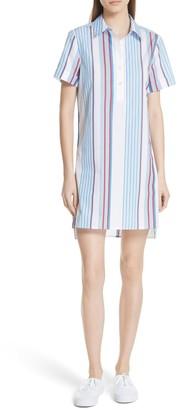 Equipment Clarissa Stripe Shirtdress