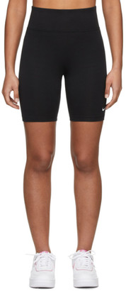Nike Black Leg-A-See Bike Shorts