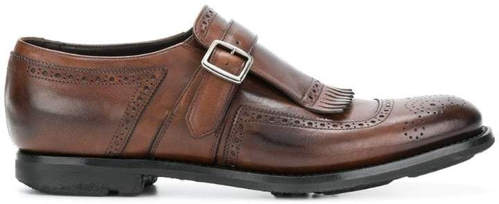 Church's fringed monk shoes