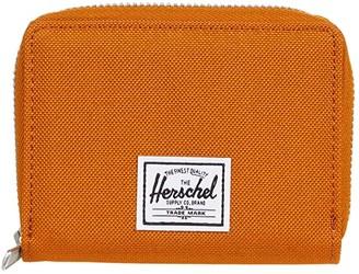 Herschel Tyler RFID (Black) Wallet Handbags