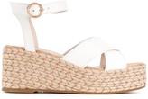 Sophia Webster Ariel 70mm wedge sandals