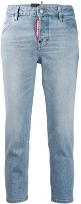 DSQUARED2 Girlfriend Jeans