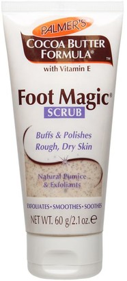 Palmers Foot Magic Foot Scrub 60G