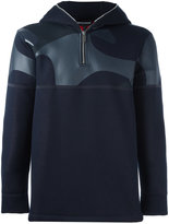 Emporio Armani zip up hoodie - men - Modal - L