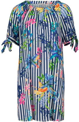 Betty Barclay Stripe Print Dress