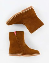 Boden Short Leather Boots