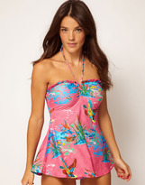 Red or Dead Ducks Tankini
