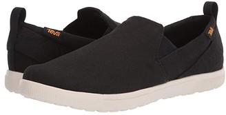 Teva Voya Slip-On (Black) Men's Shoes