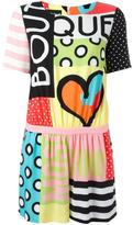 Moschino multiple prints playsuit - women - Polyester/other fibers - 42