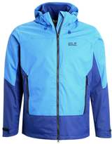 Jack Wolfskin Discovery Cove 3in1 Hardshell Jacket Blue