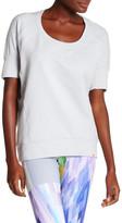 Vimmia Tranquility Dolman Cutout Sweatshirt