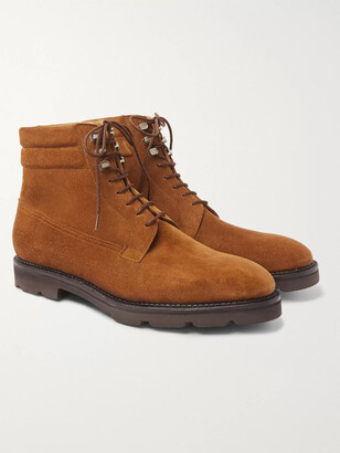 John Lobb Alder Suede Boots