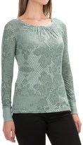 Aventura Clothing Aberdeen Shirt - Long Sleeve (For Women)
